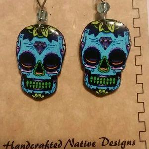 Él Día de Los Muertos/Day of the Dead Earrings